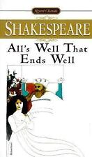 All's Well That Ends Well - William Shakespeare (PB)