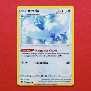 Altaria 49//073 Holo Champions Path Pokemon TCG