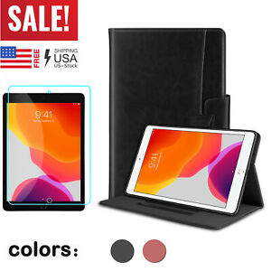 For-iPad-10-2-inch-2019-7th-Generation-Kickstand-Case-Cover-Screen-Protector