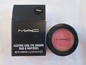 Details about M A C Electric Cool Eye Shadow Dynamo Full Size new in box