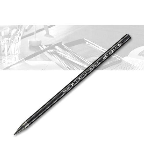 Pitt graphite pure HB FABER-CASTELL 117300 vollgraphitstift