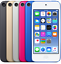 Refurbished-Apple-iPod-touch-6th-Generation-Silver-128-GB-MP3-Player-MKWR2LL-A miniature 7