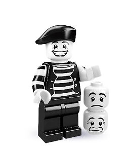 Lego-8684-Minifig-Series-2-Mime