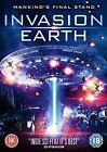 Invasion Earth 5037899068847 With Jon-paul Gates DVD Region 2