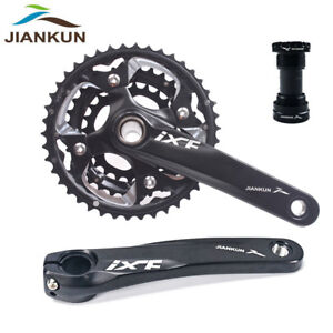 3-30-Speed-Crankset-BB-MTB-Bike-Chain-ring-104-64mm-BCD-24-32-42T-Chainring-US