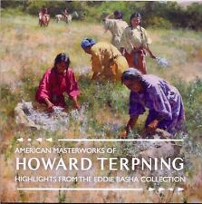 HOWARD TERPNING   2016  16 COLOR PICS!   MINT!!  ROCKWELL MUSEUM