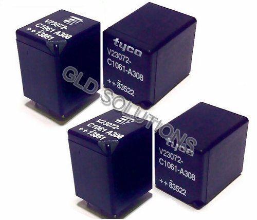 N °4 RELE/' RELAY SIEMENS//TYCO ORIGINALI V23072-C1061-A308 Fiat