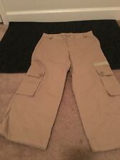 GAP Womens Casual Capri Pants Sz 2 Beige Clothes NWOT