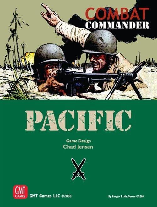 Combat Commander Combat Commander Pacific SHRINK WRAPPED - GMT GAMES