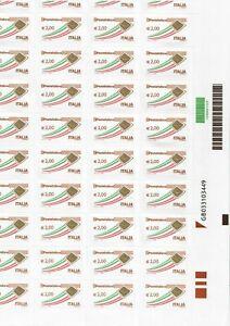 ITALIA-150-FRANCOBOLLI-DA-EURO-2-00-3-FOGLI-SOTTOFACCIALE