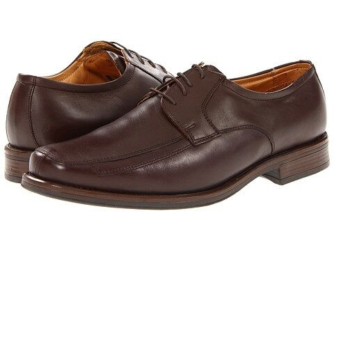Giorgio Brutini Mens Darcy 24996 Leather Oxfords Dress Casual shoes Brown 13 12