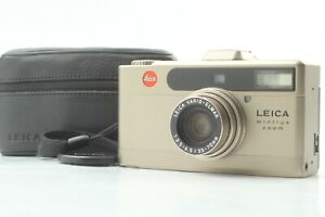 [ Near Mint ] Leica Minilux Zoom 35mm Point & Shoot Film Camera From JAPAN
