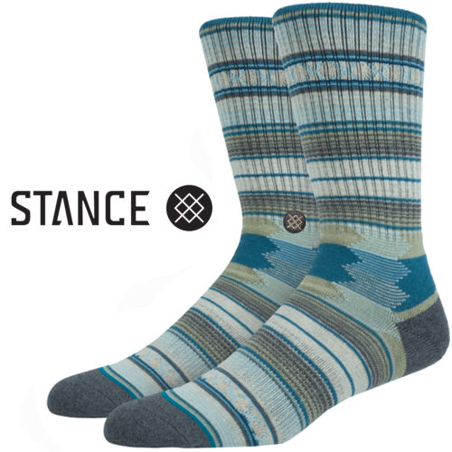 9-12 Stance Homme Athletic Chaussettes Taille L