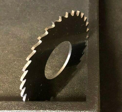 ITI 2-1//2 x 0.060 x 1 24T Solid Carbide Slitting Slotting Saw  !