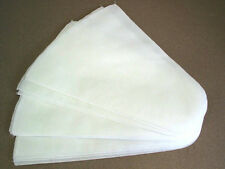 NEW Maple Syrup Pre-Filter Cones - Reemay - 6 Pack of Prefilters- FREE SHIPPING