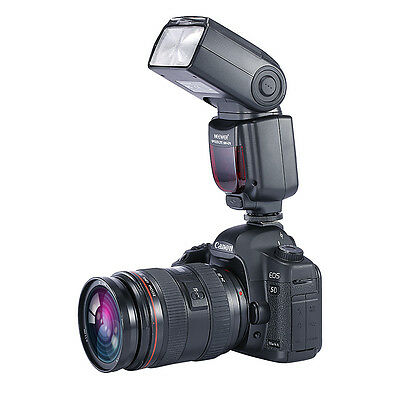 Neewer NW-670 TTL Flash Speedlite with LCD Display for Canon 7D Mark II,5D Mark