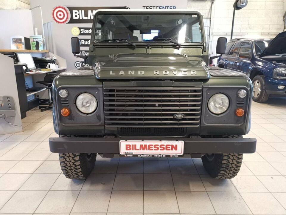 "Land Rover Defender 2,4 TD4 90"" Diesel 4x4 modelår 2010 km"