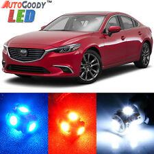 13 x Premium Xenon White LED Lights Interior Package Kit for Mazda 6