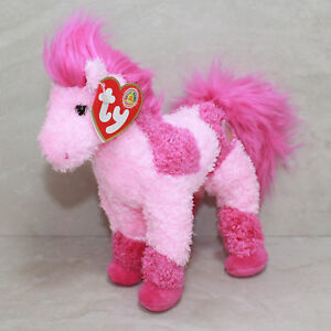 Ty Beanie Baby Canters - MWMT, Horse BBOM