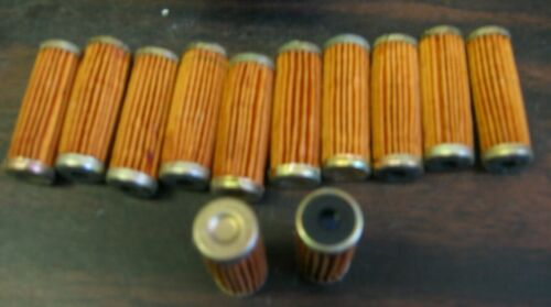 CADILLAC-BUICK-OLDS-PONTIAC-CHEVROLET---FUEL FILTER-repl.AC-# GF471---LOT OF 12