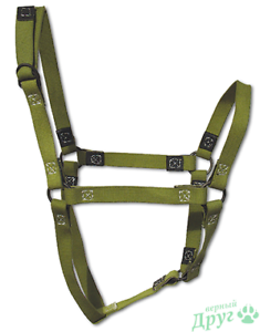 Cart Driving Equestrian Horse Collar Pony Harness Equitation Bridle Halter New