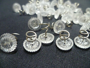 Upholstery-Twist-Pins-15mm-Clear-20-Count-Push-amp-Twist-Fabric-Repair