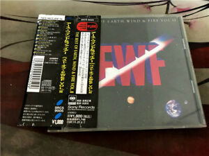 Earth-Wind-amp-Fire-The-Best-Of-Earth-Wind-amp-Fire-Vol-II-JAPAN-CD-OBI-E391-96