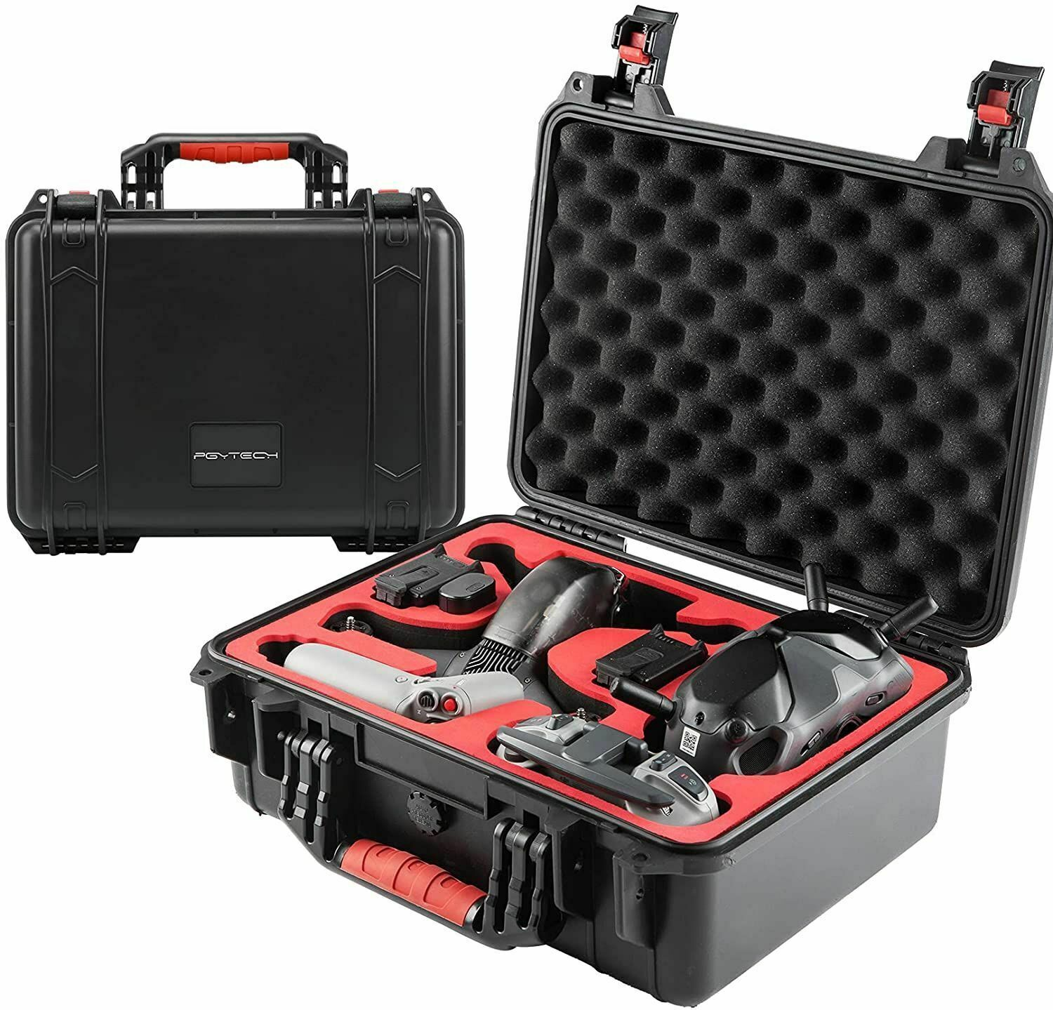PGYTECH Safety Carrying Case Waterproof Hard Case for DJI FPV