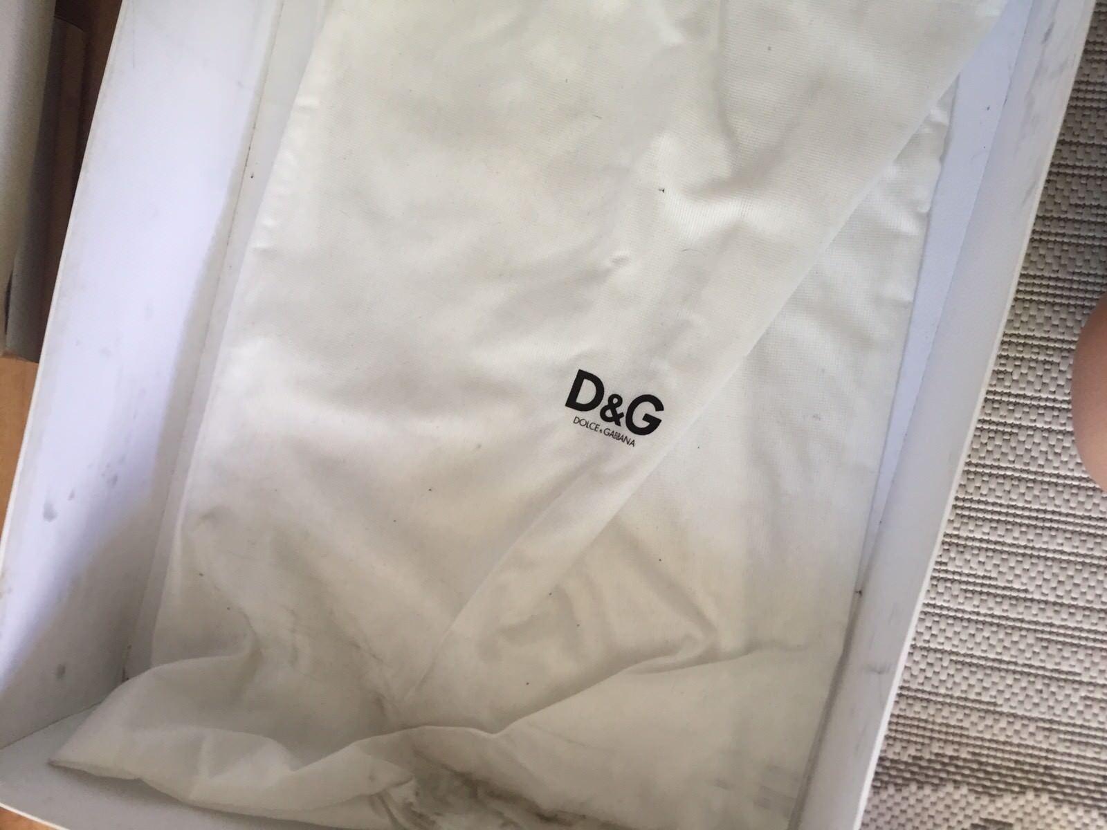 D&G Rauleder Stiefeln / / Stiefeln Größe 39 afed0c