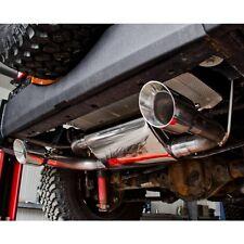 MBRP S5528AL Axle Back Exhaust 07-15 JEEP JK WRANGLER RUBICON 3.6L 3.8L