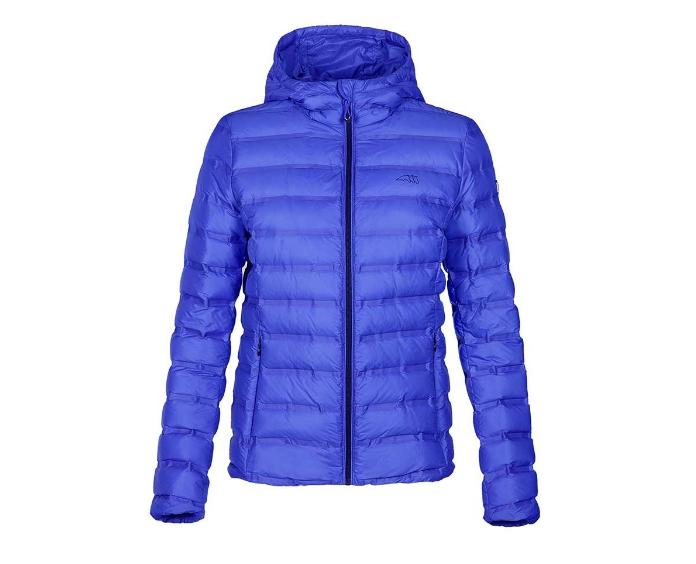Equiline Zaffiro daSie down jacket Royal Blau Größe L