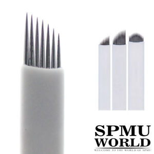 Microblading Blades Microblades Needles Eyebrow Tattoo Makeup Disposable 9cf Tattoos & Body Art