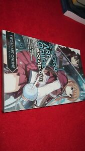 Sword Art Online Progressive Anime Manga Comic Book