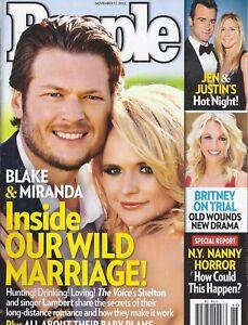 People-Magazine-Blake-Shelton-Miranda-Lambert-Jennifer-Aniston-Britney-Spears