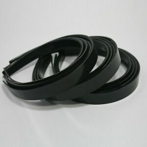 Wholesale LOT 100 HEADBAND PLASTIC TEETH HAIRBAND 18mm