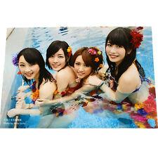 """AKB48 Jurina Rena Matsui Yui Yokoyama Minami Takahashi """"SAYONARA Crawl"""" photo"""