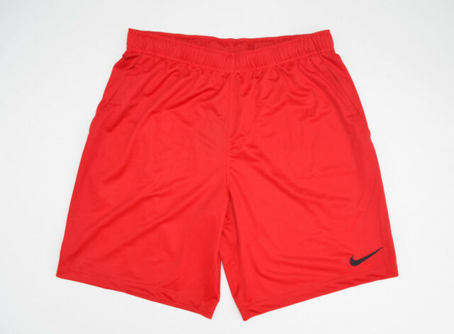 Nike Men s Dry Epic Training Shorts 897155-687 Red Dri-fit Sz 3xl Tall e66963ddc