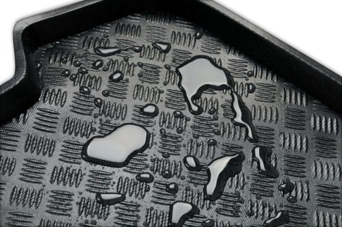 Kofferraumwanne Kofferraummatte passend für Skoda Fabia 2 II Kombi 2007-2015