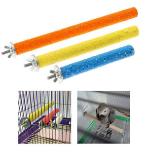 Creative-Pet-Bird-Stand-Chew-Toy-Parrot-Paw-Grinding-Perches-for-Budgie-Cage
