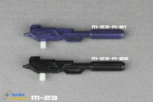 Matrix Workshop M-23 A-01//A-02 upgrade kit for SIEGE ASTROTRAIN,in stock!