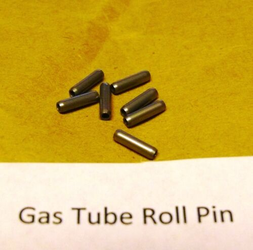 """96   .080/"""" x 0.312/""""  PREMIUM HARDENED SPIROL SS COILED ROLL PINS   MADE IN USA"""