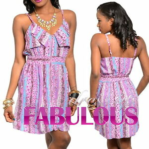 NEW-SEXY-FLORAL-SUMMER-MINI-DRESS-Size-6-8-10-12-PARTY-CASUAL-EVERYDAY-CLOTHING