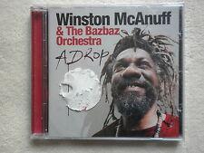 "CD WINSTON MCANUFF ""A drop"" Neuf et emballé µ"