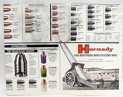 HORNADY BULLET AND AMMUNITION GUIDE | eBay