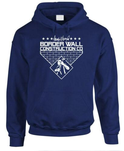Border Wall Construction Company Unisex Pullover Hoodie