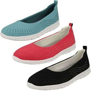 Clarks Ladies Cloudsteppers Shoes 'Step