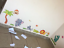 Vinilos Decorativos 3D Infantiles Calcomanias Para Pared Pegatinas Para Decorar