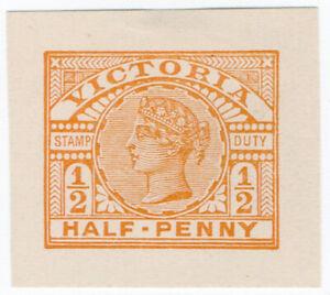 I-B-Australia-Victoria-Revenue-Stamp-Duty-d-postal-cut-out