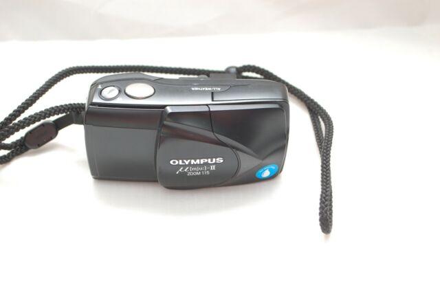 Olympus µ mju:-II Zoom 115 35mm Kompaktkamera