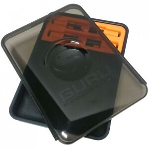 Guru Punch Box Bait Punch Set And Box NEW Coarse Fishing Bread And Meat Punches 5060196186471